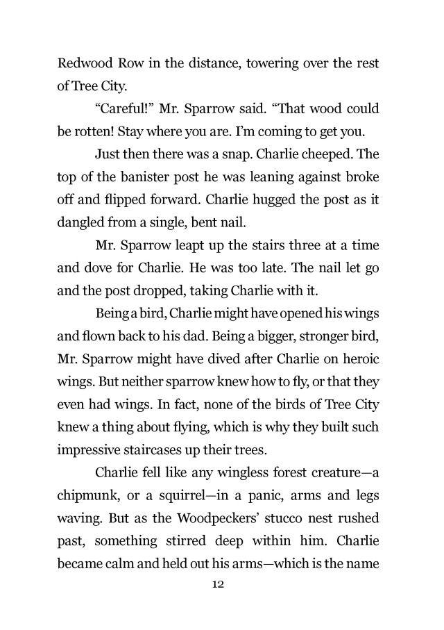 Charlie Sparrow - page 11