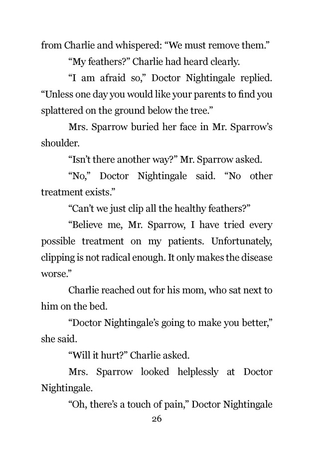 Charlie Sparrow - page 25