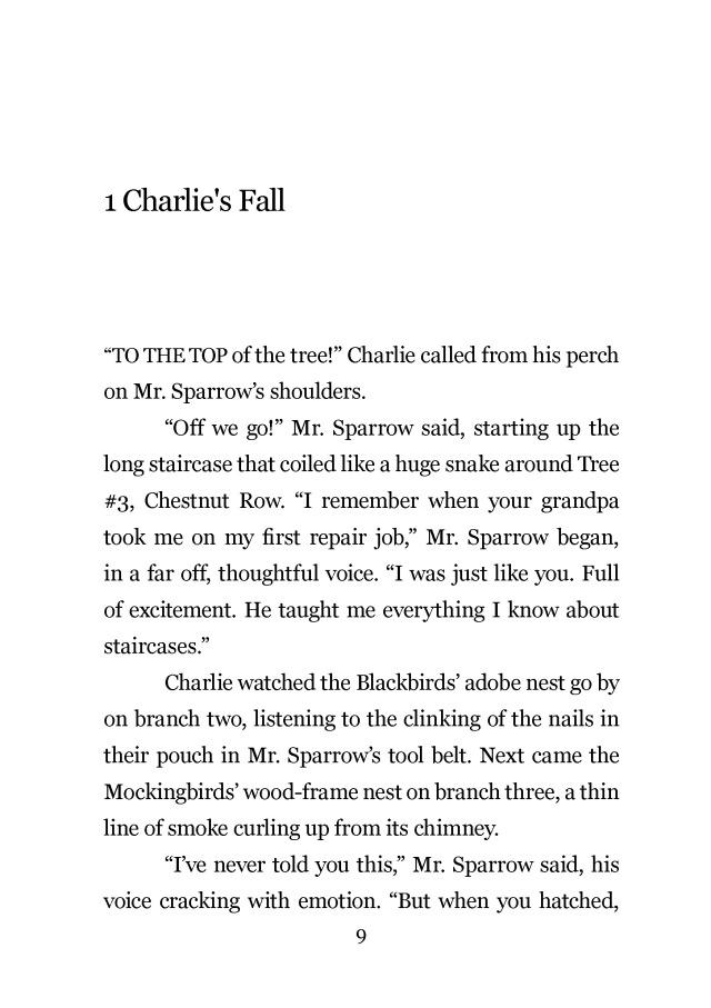 Charlie Sparrow - pg 9